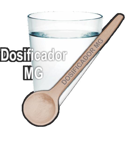 Dosificador para preparar cloruro de magnesio