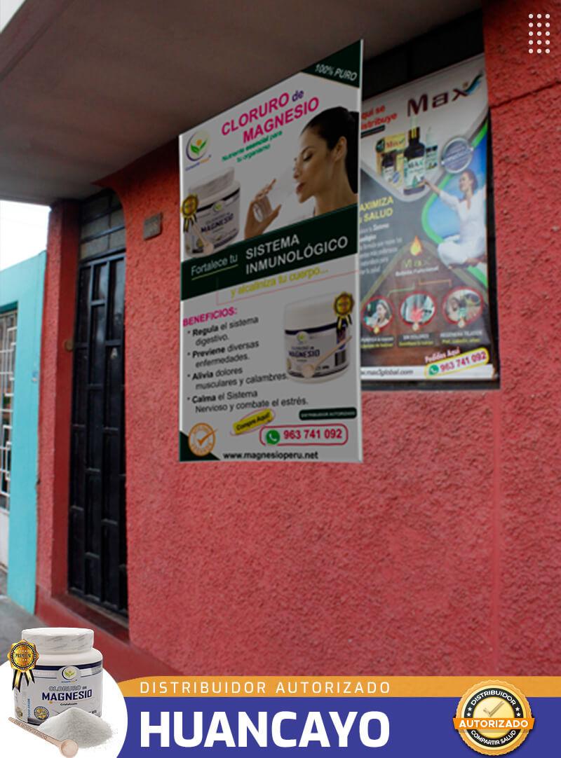 Comprar cloruro de magnesio en Huancayo