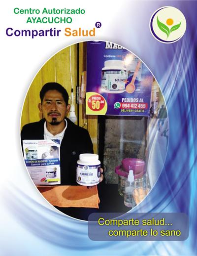 Comprar cloruro de magnesio en Ayacucho