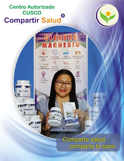 Comprar cloruro de magnesio en Cusco M Gamarra
